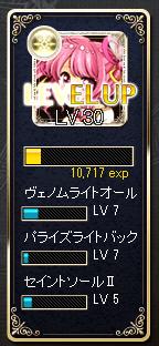 アリーナ LV30